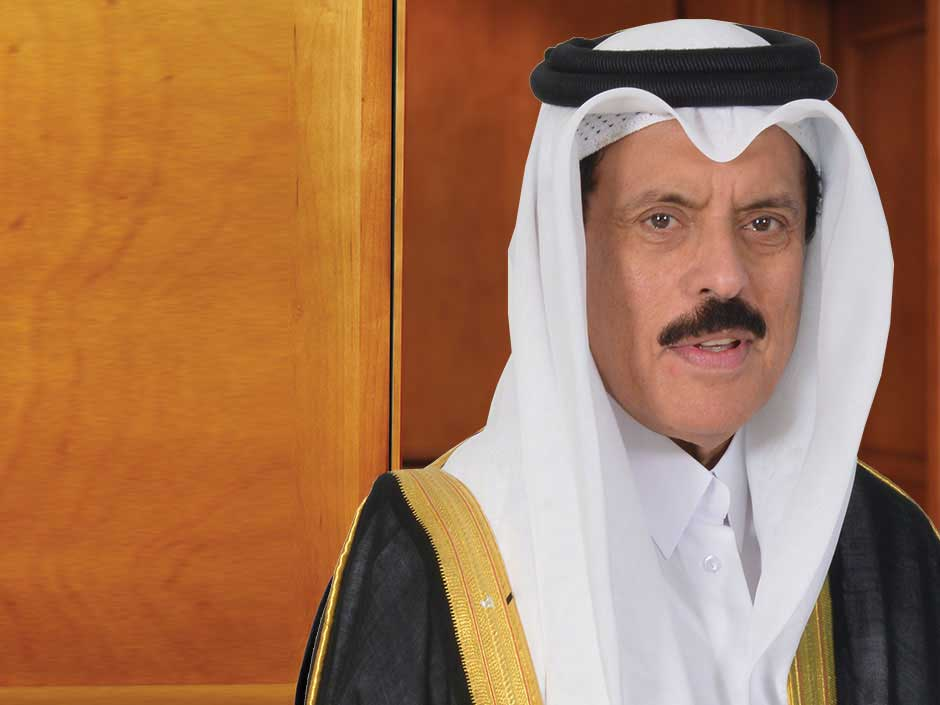 His Excellency Mr. Abdul Rahman Bin Hamad Al Attiyah
