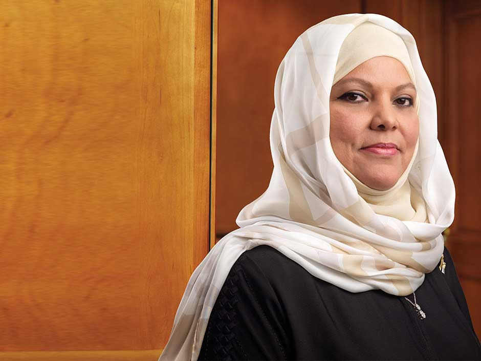 Sayyidah Rawan Ahmed Al Said, Chairperson