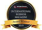 "2019 ""Best Mobile Banking App Oman 2019"" by International Business Magazine"