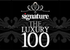 "2018 ""Best Luxury Banking Services"" for Sadara by Signature The Luxury 100"