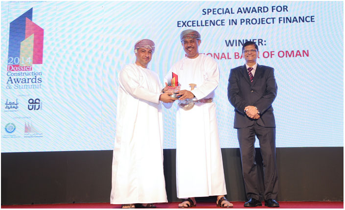 National Bank of Oman National Bank of Oman lauded for
