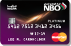 Mazaya Platinum Debit Card