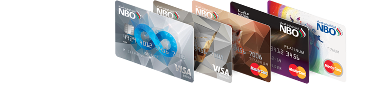 NATIONAL BANK OF OMAN CARDS: THE WORLD IN YOUR WALLET