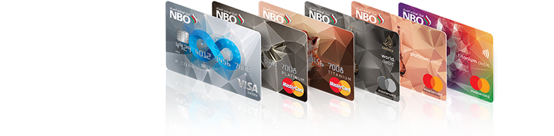 A WORLD OF INFINITE BENEFITS WITH YOUR NBO CARD