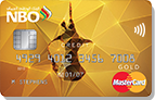 Mastercard Gold Credit Card